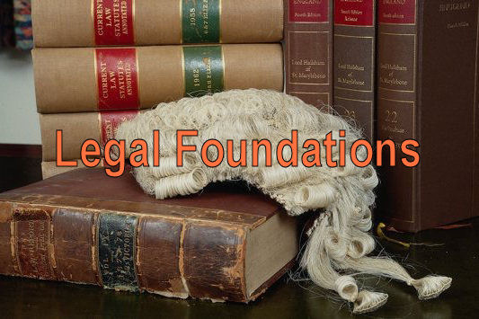 Legal Foundations
